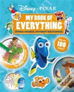 Disney Pixar My Book Of Everything