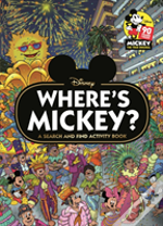 Disney: Where'S Mickey?