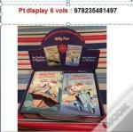 Display 6 Volumes Willy Fox