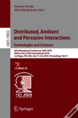 Wook.pt - Distributed, Ambient And Pervasive Interactions: Technologies And Contexts