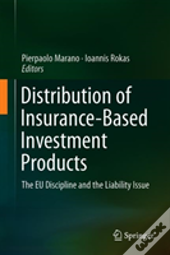 Distribution Of Investment-Based Insurance Products