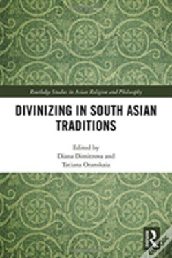 Wook.pt - Divinizing In South Asian Traditions