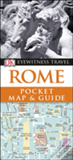 Dk Eyewitness Pocket Map And Guide Rome