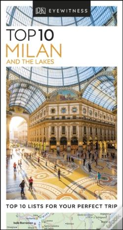 Wook.pt - Dk Eyewitness Top 10 Milan And The Lakes