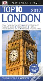 Dk Eyewitness Top 10 Travel Guide London