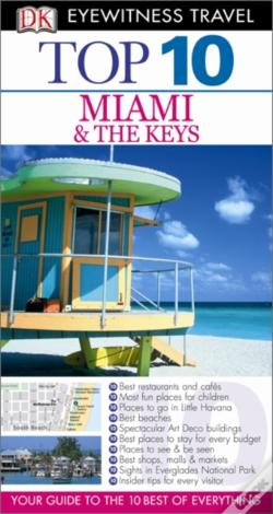 Wook.pt - Dk Eyewitness Top 10 Travel Guide: Miami & The Keys