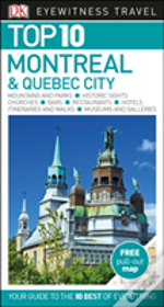 Dk Eyewitness Top 10 Travel Guide Montreal & Quebec City