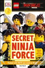 Dk Reader Lego(R) Ninjago(R) Movie(Tm) Secret Ninja Force (Level 2)