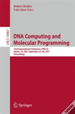 Wook.pt - Dna Computing And Molecular Programming