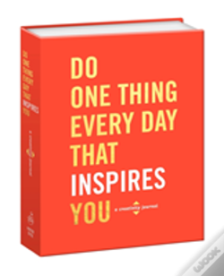 Wook.pt - Do One Thing Every Day That Inspires You