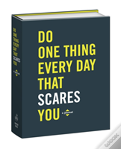 Wook.pt - Do One Thing Every Day That Scares You (Journal)