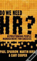 Do We Need Hr?