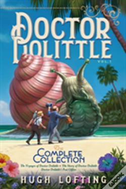 Wook.pt - Doctor Dolittle The Complete Collection, Vol. 1
