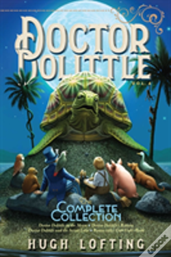 Wook.pt - Doctor Dolittle The Complete Collection, Volume 4