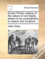 Doctor Price'S Notions Of The Nature Of