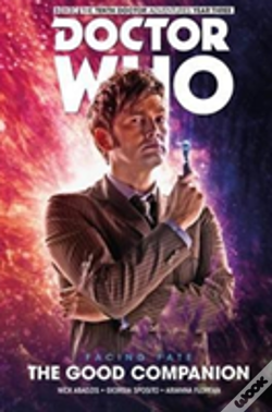 Wook.pt - Doctor Who: The Tenth Doctor Facing Fate Volume 3