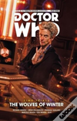 Doctor Who: The Twelfth Doctor - Time Trials Volume 2: The Wolves Of Winter
