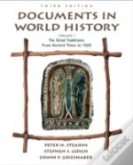 Documents In World History