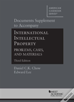Wook.pt - Documents Supplement To International Intellectual Property, Problems, Cases And Materials