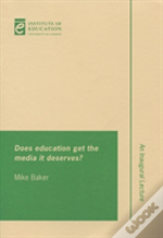 Does Education Get The Media It Deserves?