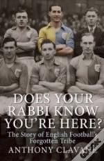 Does Your Rabbi Know You'Re Here?