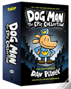 Wook.pt - Dog Man 1-3: The Epic Collection