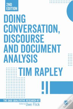 Wook.pt - Doing Conversation, Discourse And Document Analysis