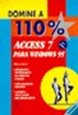 Wook.pt - Domine a 110 % Access 7 para Windows 95