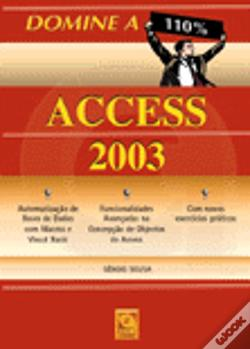 Wook.pt - Domine a 110% Access 2003