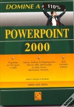 Wook.pt - Domine a 110% Powerpoint 2000