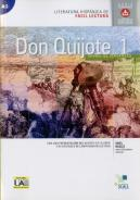 Don Quijote De La Mancha 1 (+Audiodescargable) Nivel A2