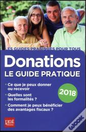 Donations, Le Guide Pratique 2018