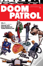 Doom Patrol By Gerard Way