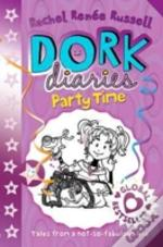 Dork Diaries Party Time Pa