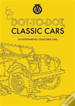 Wook.pt - Dot-To-Dot: Classic Cars