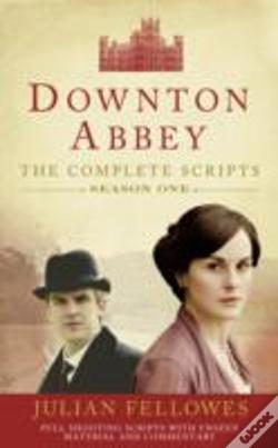 Wook.pt - Downton Abbey: Series One Scripts