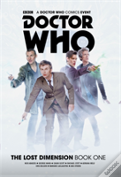 Wook.pt - Dr Who The Lost Dimensiion Vol 1 Collect