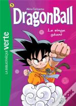 Dragon Ball - T05 - Dragon Ball 05 Ned - Le Singe Geant