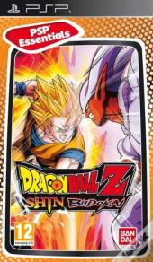 Dragon Ball Z Shin Budokai Essentials (PSP)