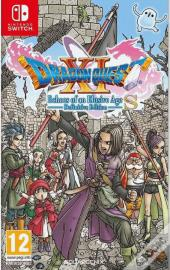 Dragon Quest XI: Echoes of an Elusive Age - Nintendo Switch