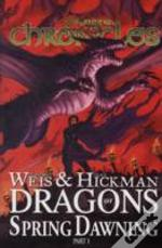 Dragonlance Chroniclesdragons Of Spring Dawning