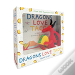 Dragons Love Tacos Book & Toy Set