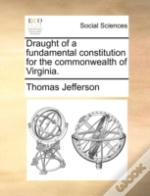 Draught Of A Fundamental Constitution Fo