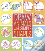 Draw Animals With Simple Shapes