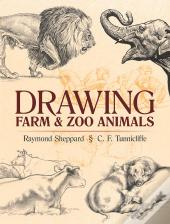 Drawing Farm And Zoo Animals