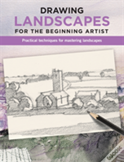 Wook.pt - Drawing Landscapes For The Beginning Artist