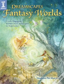 Wook.pt - Dreamscapes Fantasy Worlds