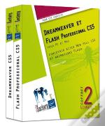 Dreamweaver Cs5 Et Flash Professional Cs5 ; Concevoir Sites Web Full Css Et Animations Flash