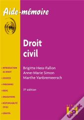 Droit Civil - 11e Edition