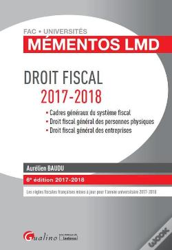 Wook.pt - Droit Fiscal 6eme Edition